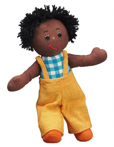 Fair Trade Fabric Boy Dolls